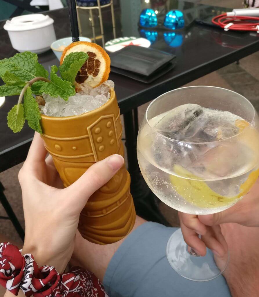 Great Cocktails Bar in Puerto de la Cruz