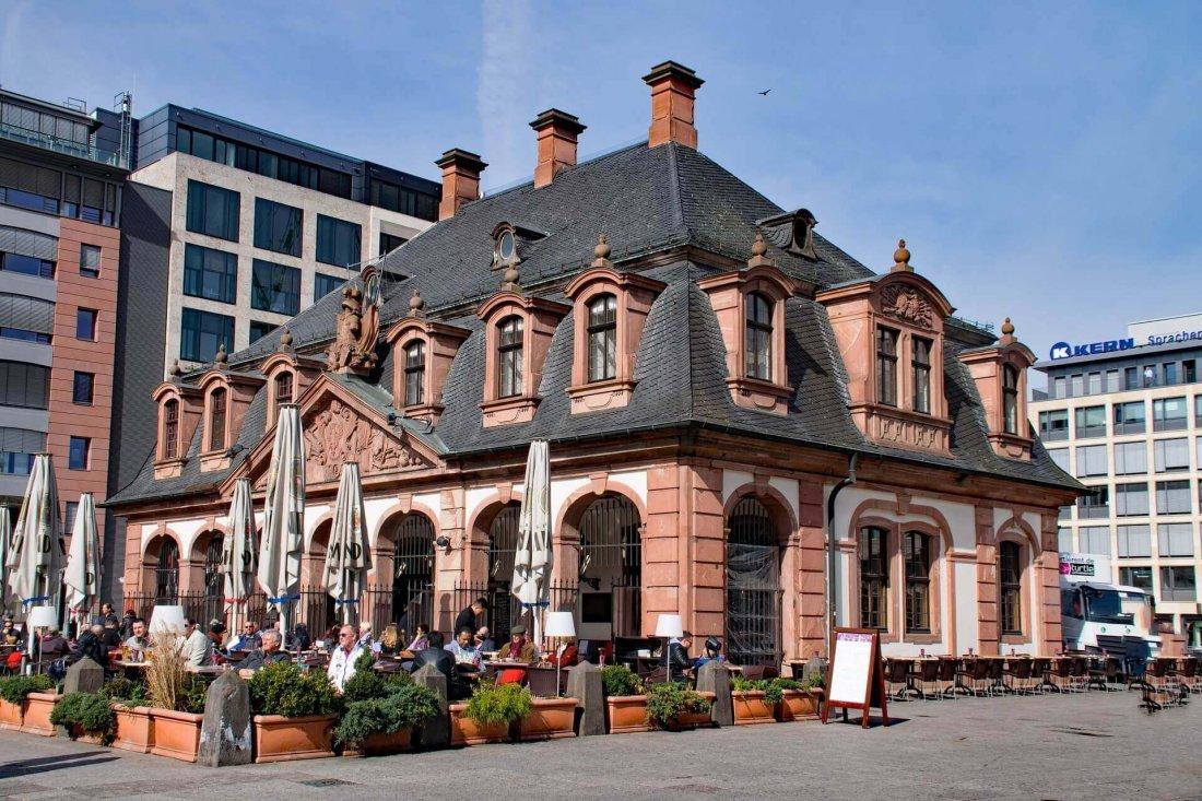 Hauptwache in Frankfurt