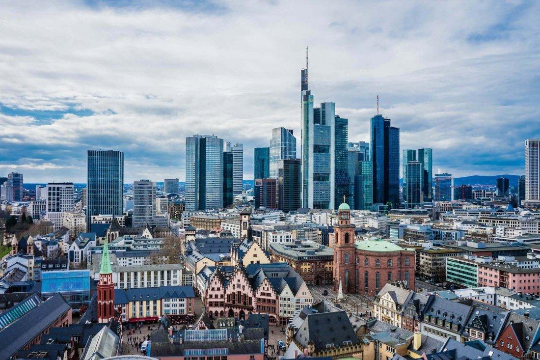One Day in Frankfurt am Main