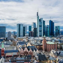 One Day in Frankfurt am Main