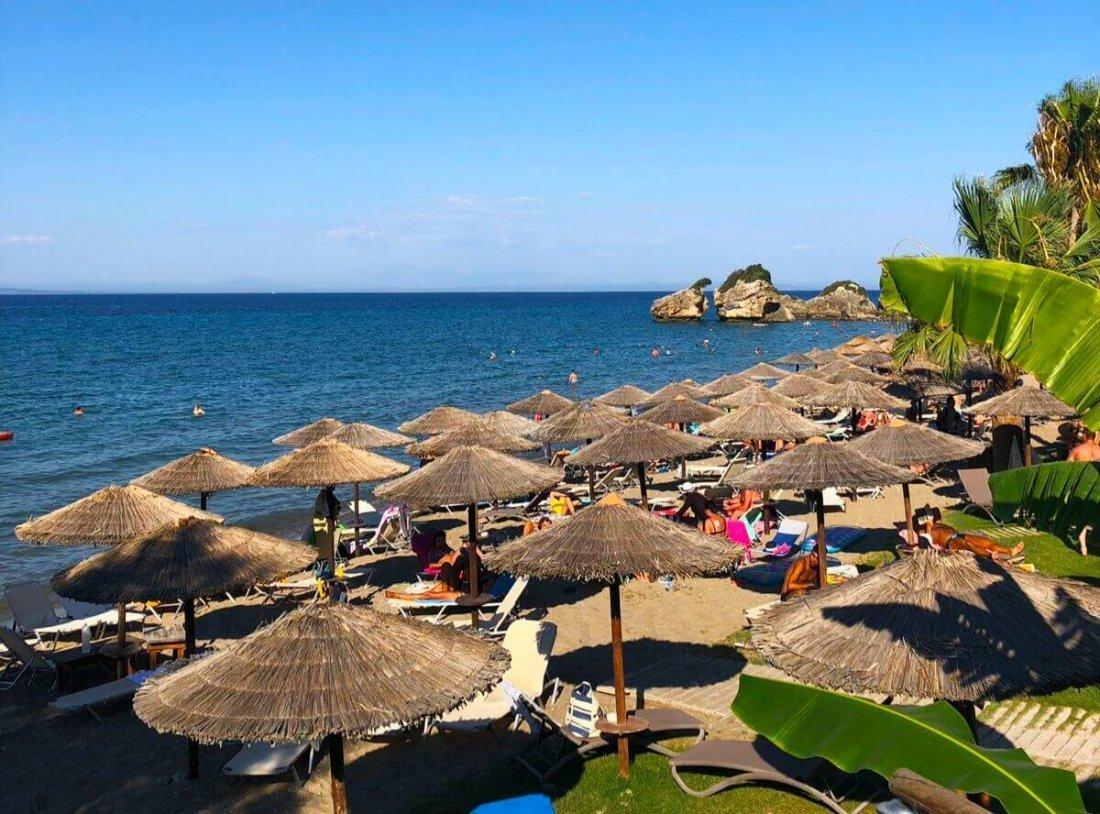 Porto Zorro Beach in Zakynthos