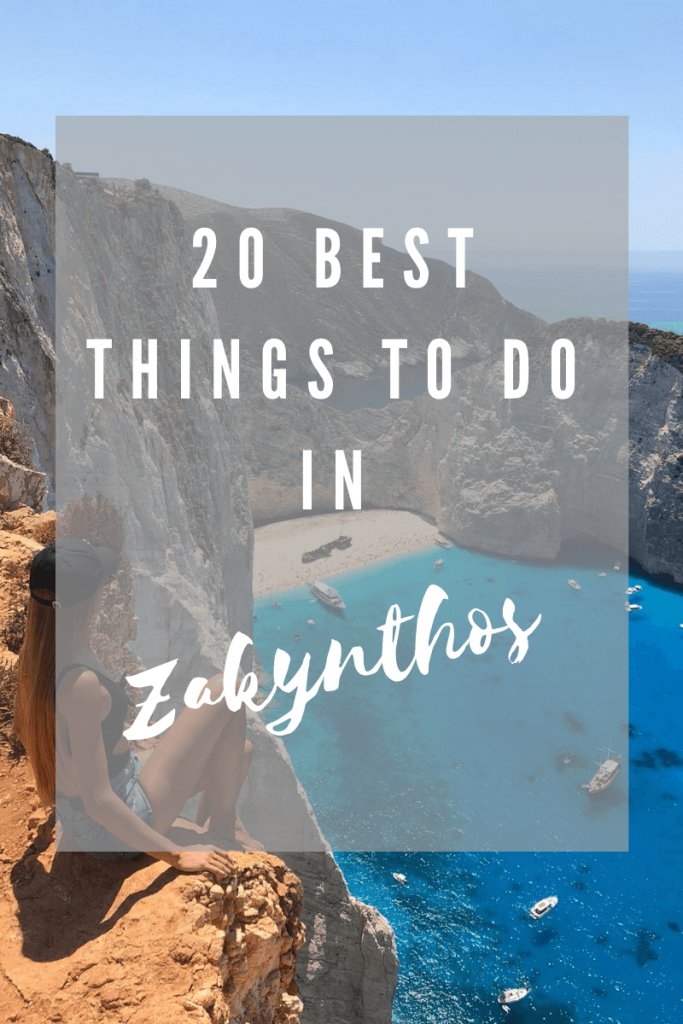 20 best Things to do in Zakynthos