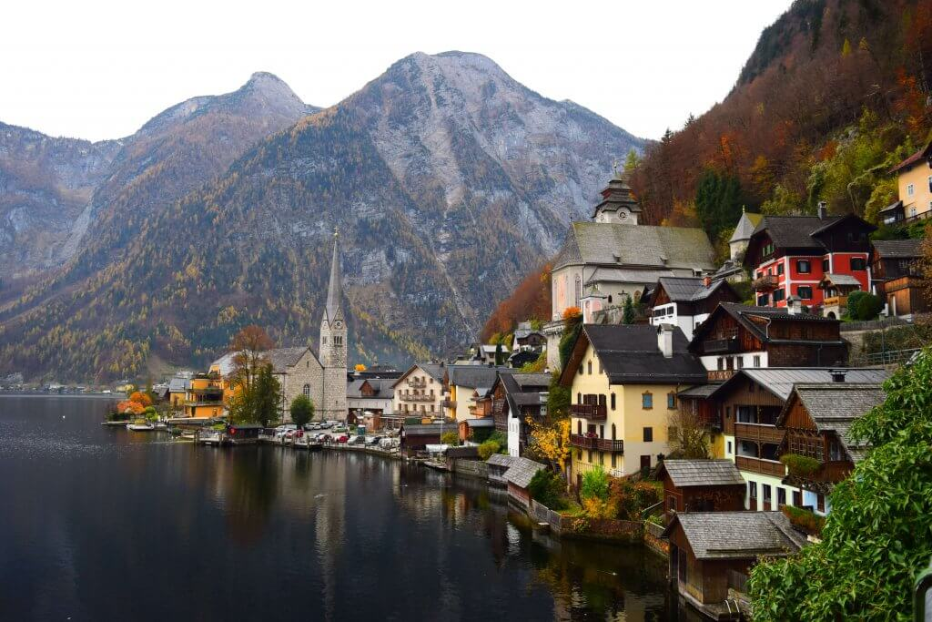 Hallstatt - a must-see on European bucket list