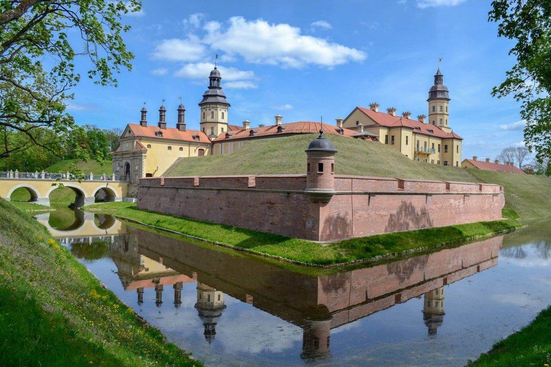 Nesvizh Castle, Belarus, Europe