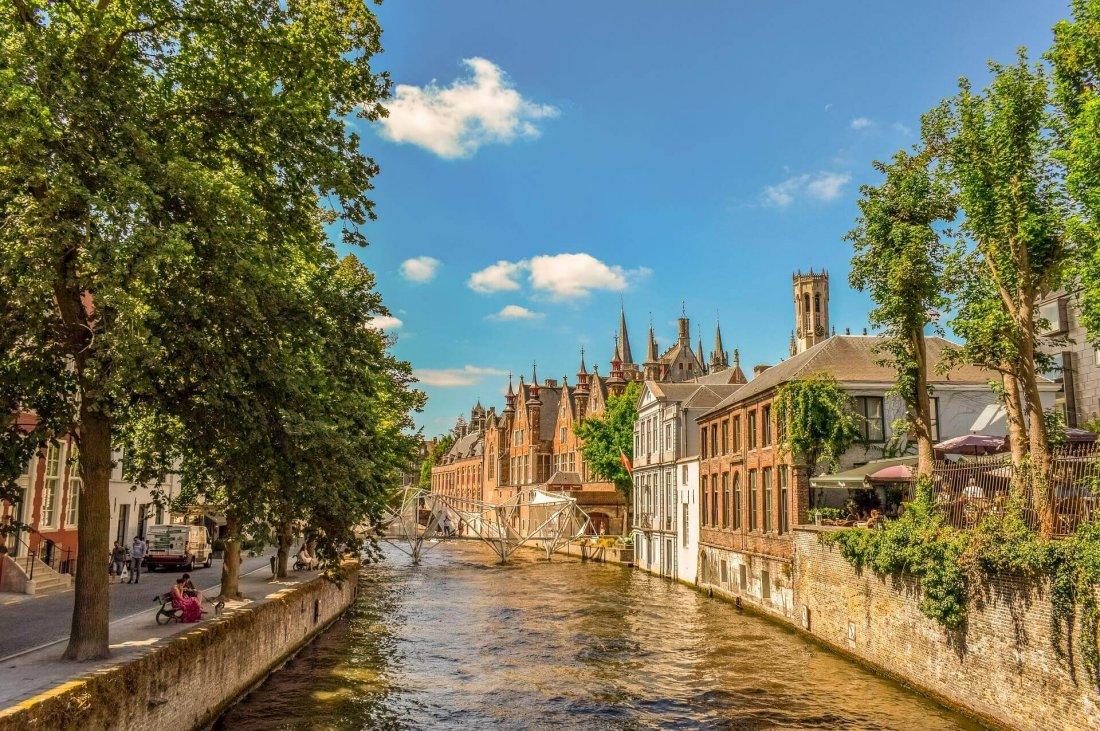 Bruges, Belgium - a must-see on European bucket list