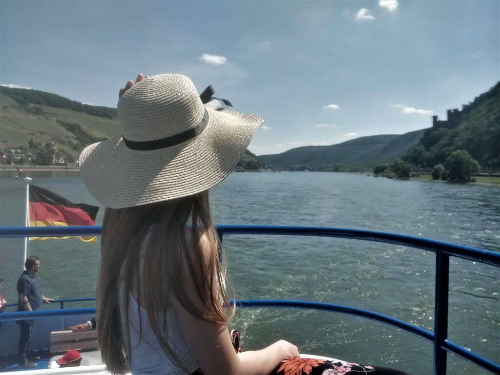 Boat trip to Rudesheim am Main
