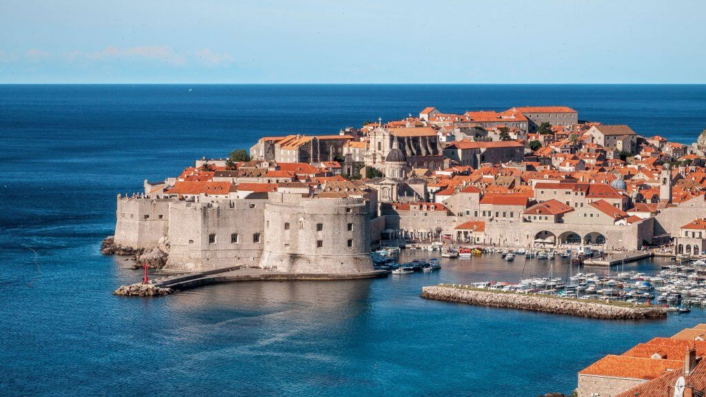 Dubrovnik, Croatia - a must-see on European bucket list