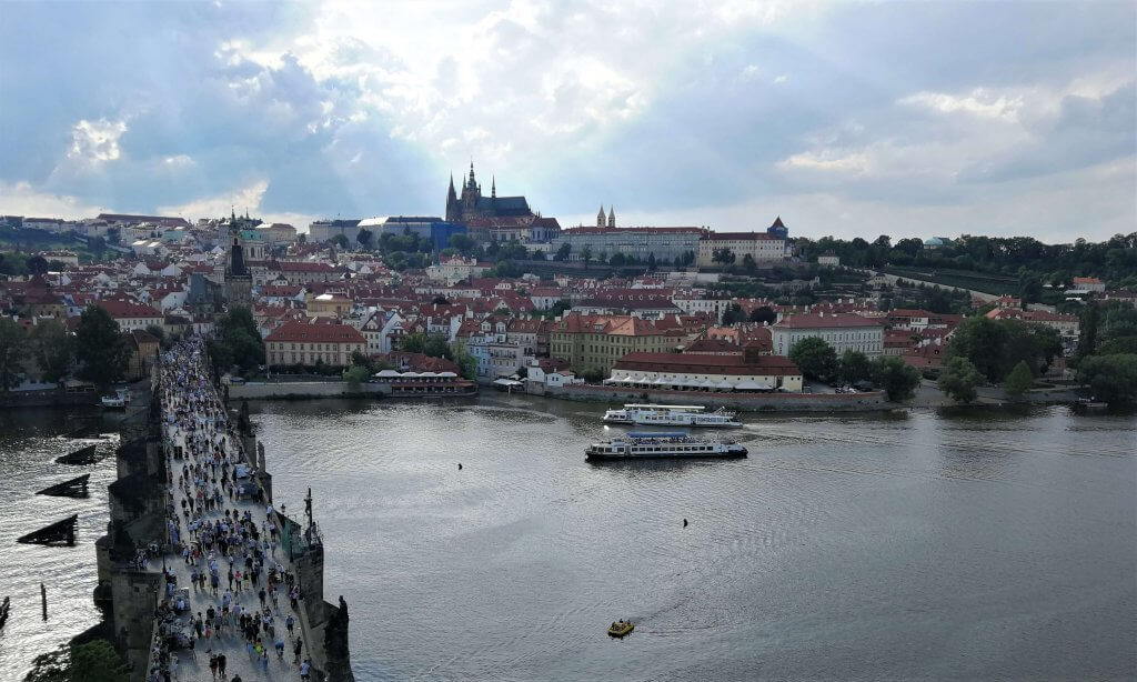 Charles Bridge in Prague, Czech Republic - a must-see on European bucket list