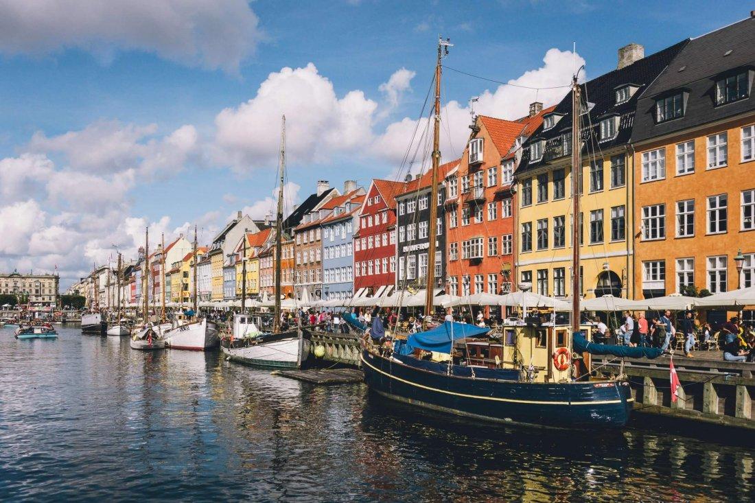 Nyhavn, Copenhagen, Denmark - a must-see on European bucket list