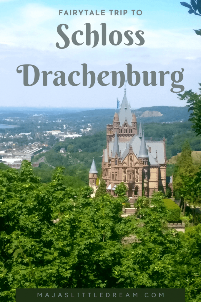 Fairytale trip to Castle Drachenburg