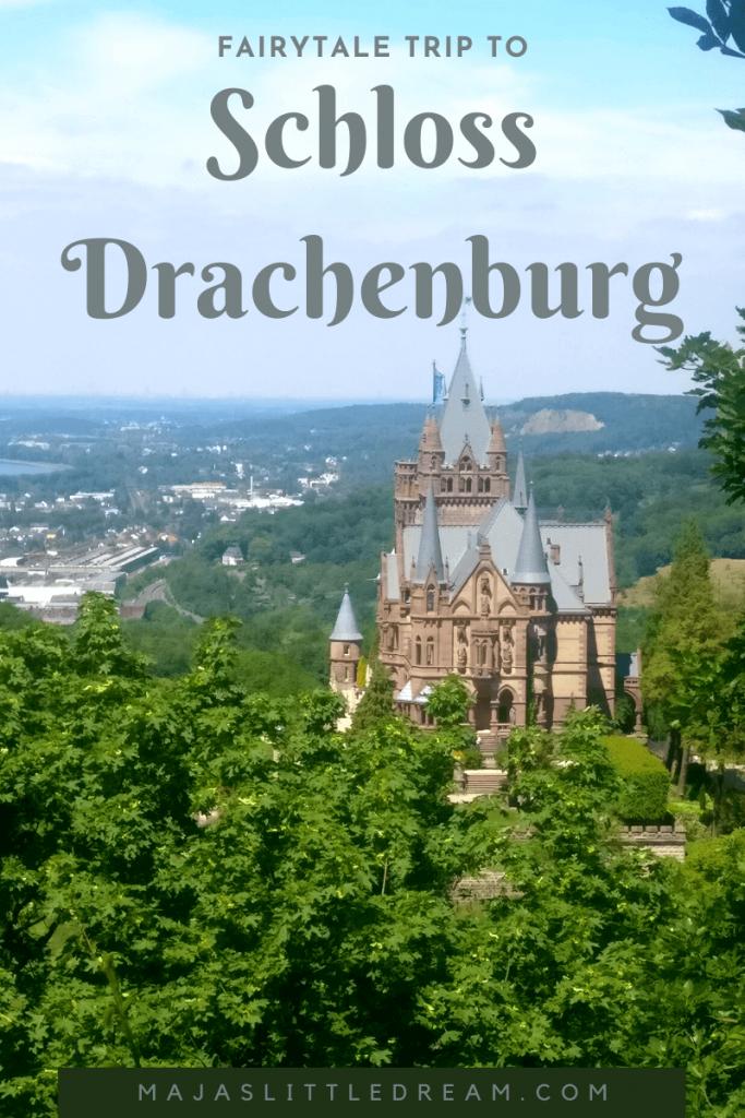 Fairytale trip to Castle Drachenburg