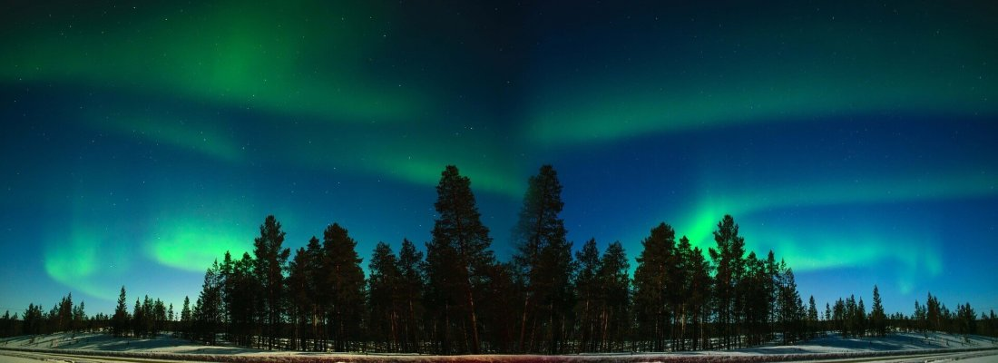 Northern Lights, Finland, Europe - a must-see on European bucket list