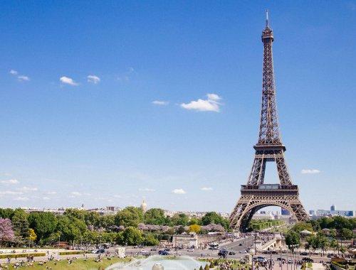 Eiffel Tower, Paris - a must-see on European bucket list