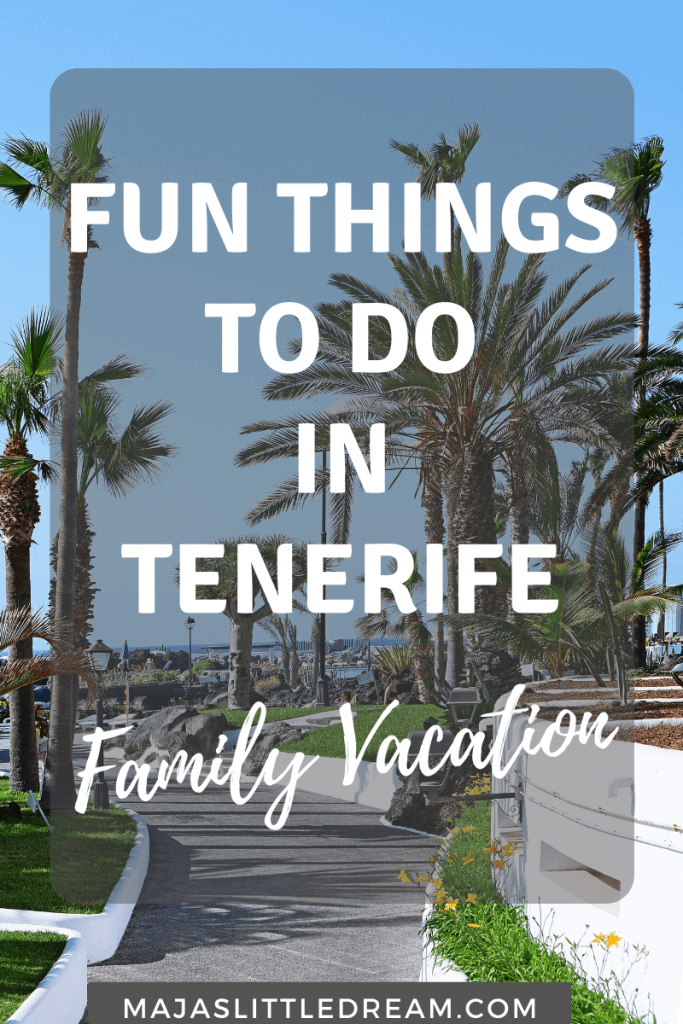 Fun Things to Do in Tenerife - Family Vacation