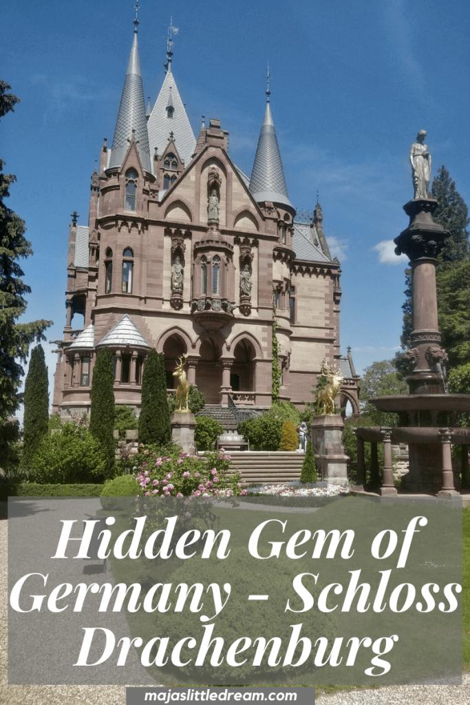 Hidden Gem of Germany - Castle Drachenburg