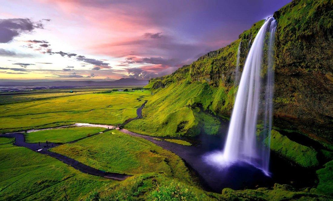 Seljalandsfoss, Iceland - a must-see on European bucket list