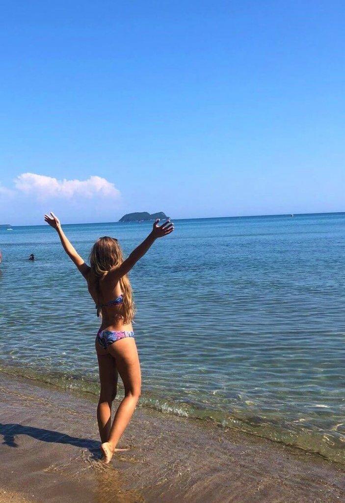 Kalamaki Beach in Zakynthos