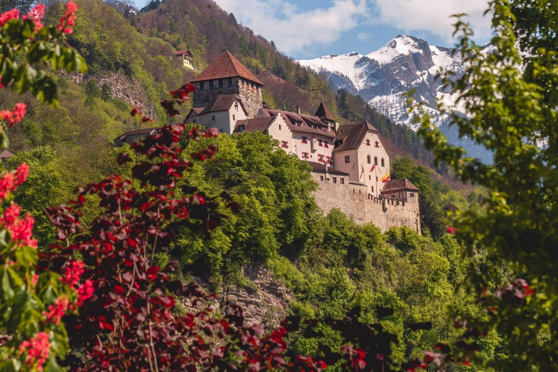 Vaduz Castle, Liechtnstein