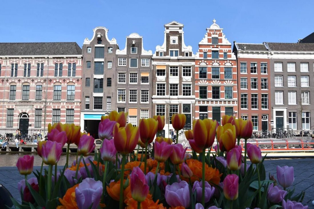 Amsterdam, Netherlands - a must-see on European bucket list