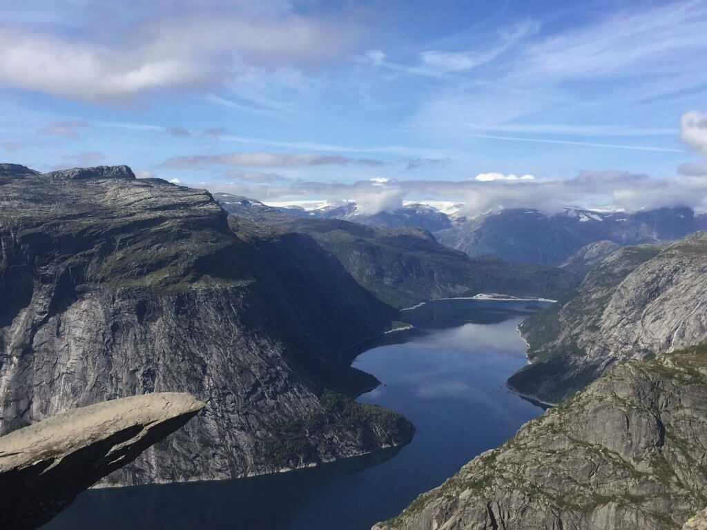 Trolltunga, Norway - a must-see on European bucket list