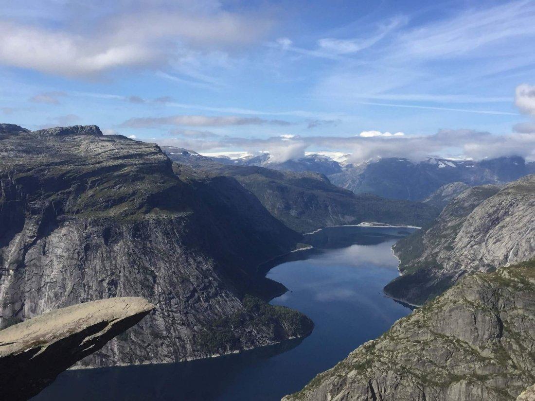 Trolltunga, Norway - a must-see on European bucket list