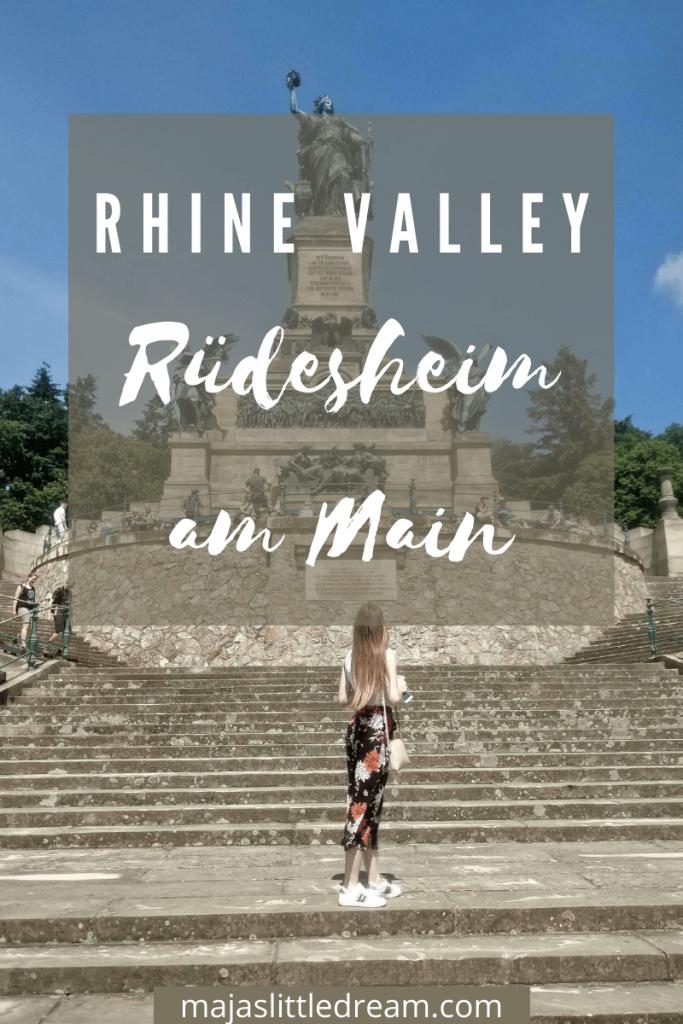 Rhine Valley - Rudesheim