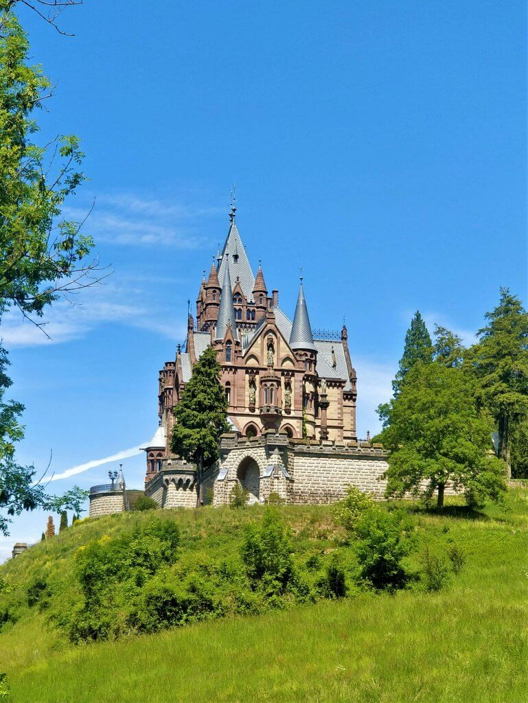 Castle Drachenburg - a hidden gem of Germany