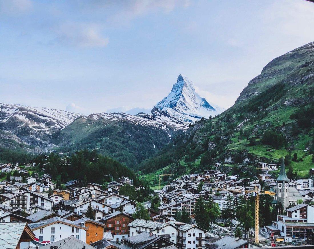 Matterhorn, Swtizerland