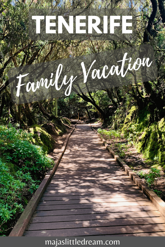 Tenerife - Family Vacation