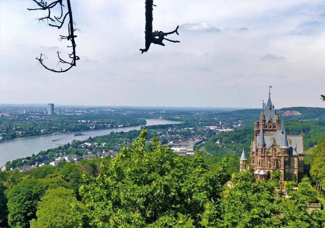 Castle Drachenburg – Hidden Gem of Germany