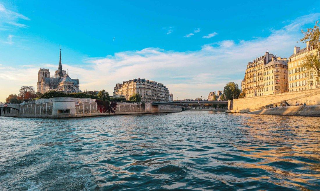 Batobus, Paris – the romance capital of the world