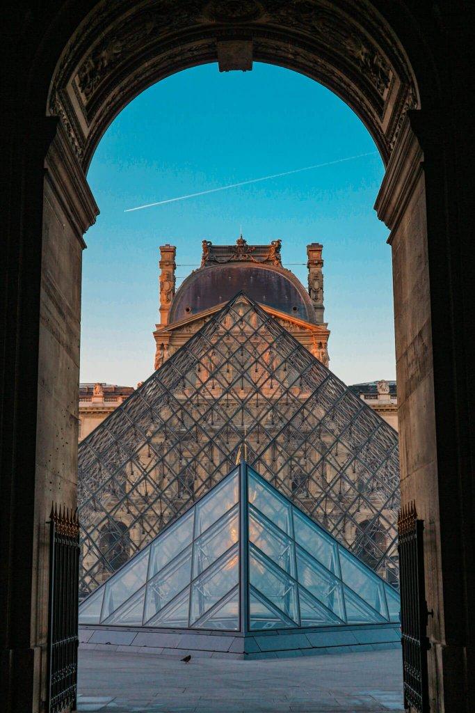 Louvre, Paris – the romance capital of the world