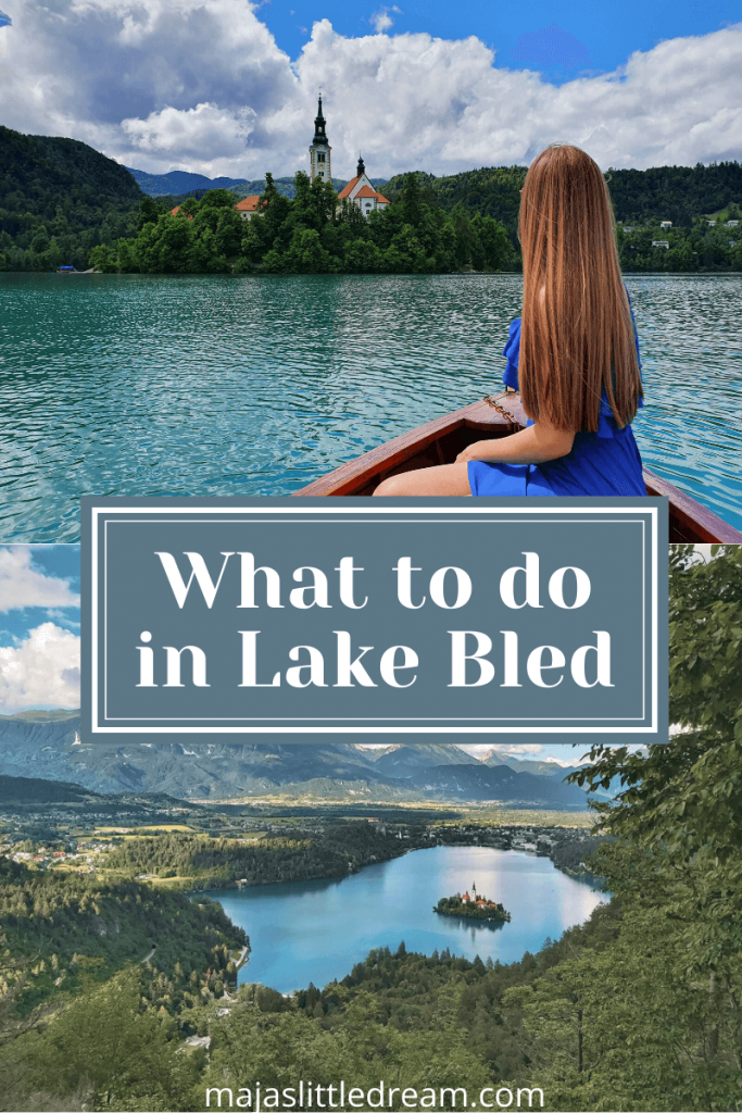 What to do in Lake Bled
