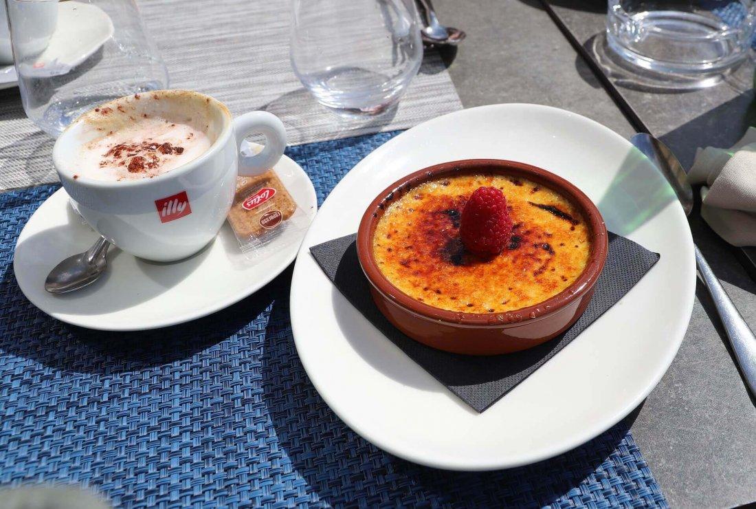 Crème brûlée - Wine and Dine