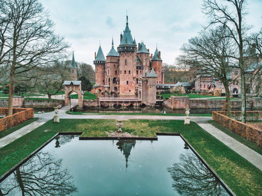 De Haar Castle -day trip from Amsterdam