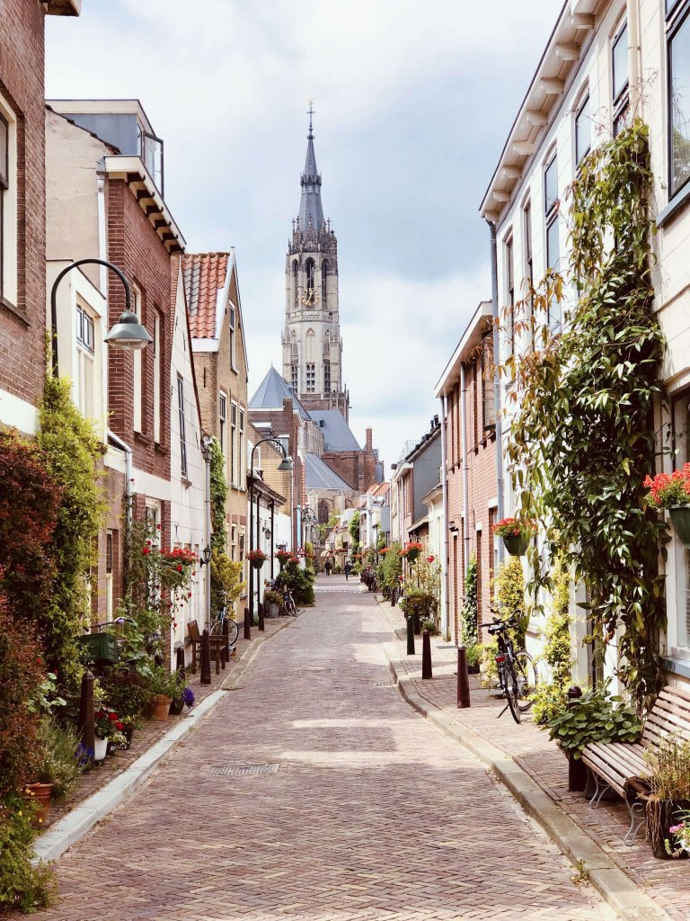 Delft - day trip from Amsterdam
