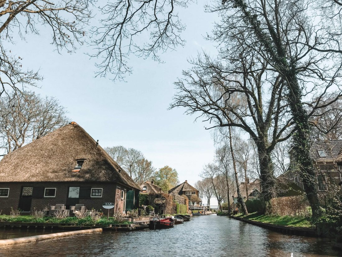 Giethoor - day trip from Amsterdam