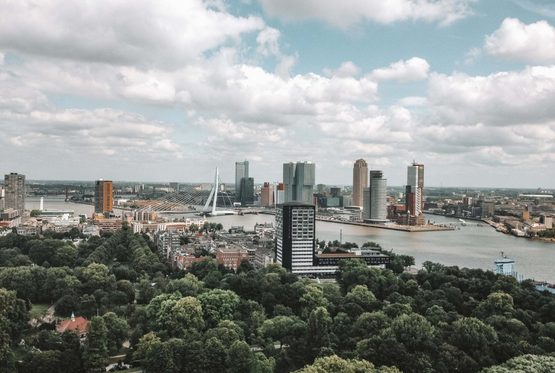 Rotterdam -day trip from Amsterdam