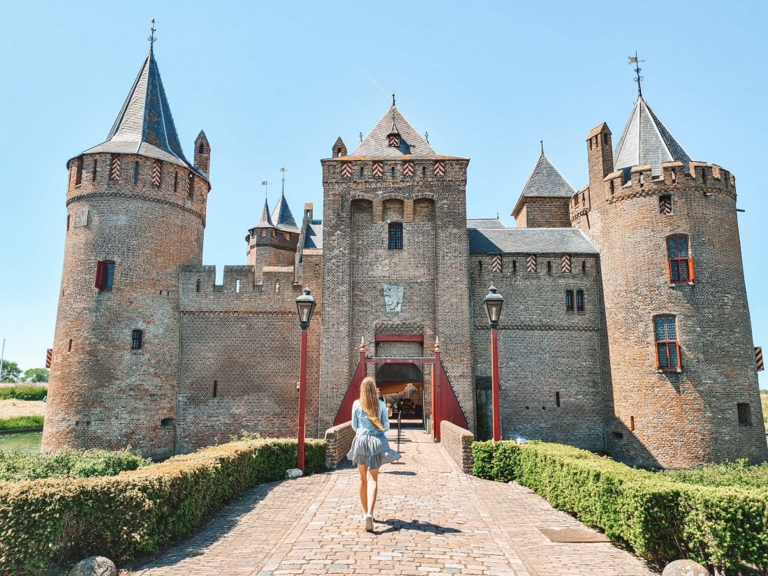 Muiderslot Castle - day trip from Amsterdam